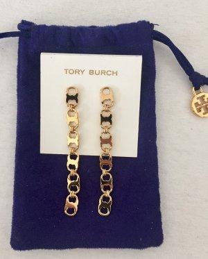 Tory Burch Ohrstecker Ohrringe hängend goldfarben