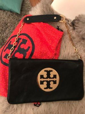 Tory Burch Original Handtasche schwarz Kalbsleder