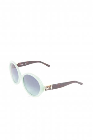 "Tory Burch ovale Sonnenbrille ""TY 7072"""