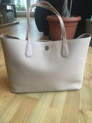 Tory Burch Perry Tote in Nude