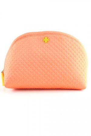 Tory Burch Sac de soirée orange fluo style structure