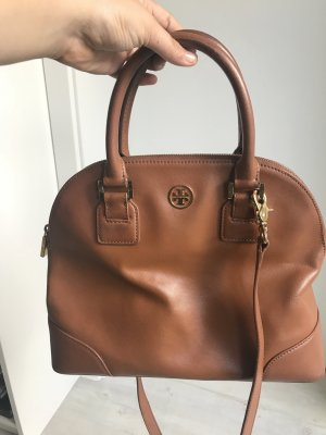 Tory Burch Satchel cognac-coloured