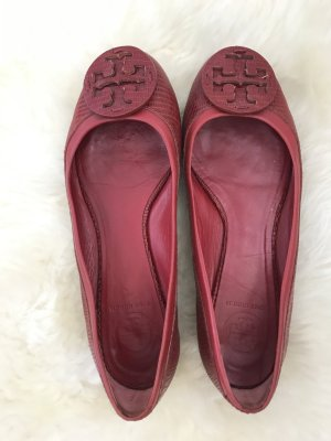 Tory Burch rote Ballerinas Gr. 9 US