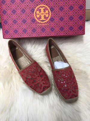 Tory Burch Slippers neon red