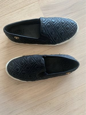 Tory Burch Slipper in schwarz