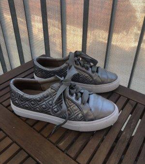 Tory Burch Sneakers silber