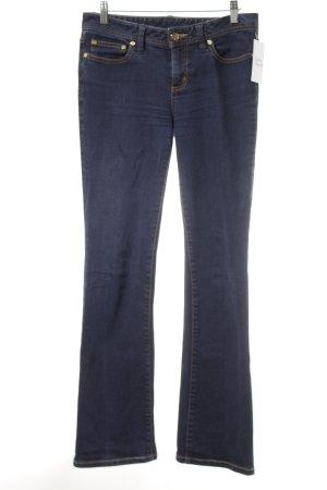 Tory Burch Straight-Leg Jeans dunkelblau Casual-Look