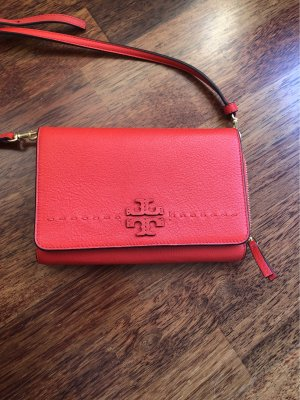 Tory Burch  Tasche rot orange