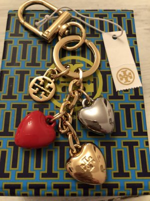 Tory Burch Key Chain multicolored