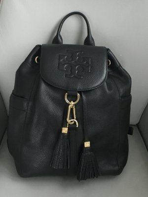Tory Burch Thea Drawstring Leather Backpack