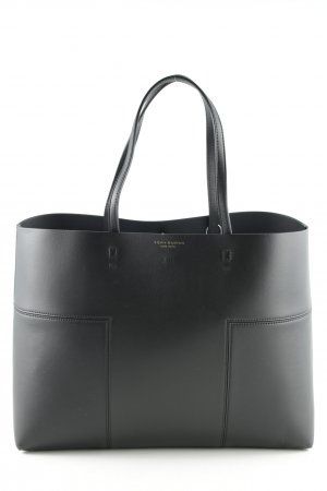 "Tory Burch Tote ""Block-T Tote "" black"