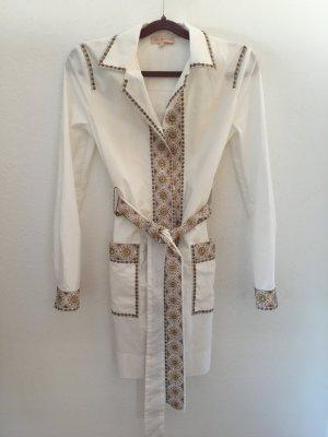 Tory Burch Shirtwaist dress white cotton