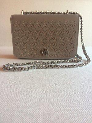 Tory Burch Crossbody bag grey leather