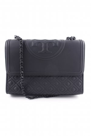 "Tory Burch Umhängetasche ""Fleming Crossbody Bag Black"" schwarz"