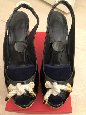 Tory Burch Wedges, Gr. 38,5