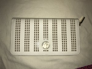 Tory Burch Portefeuille blanc