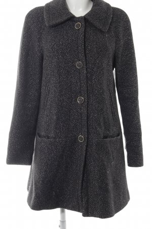 Tory Burch Cappotto in lana antracite stile casual