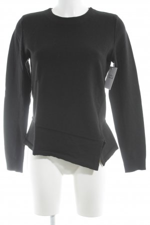 Tory Burch Wollpullover schwarz Casual-Look