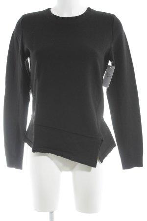 Tory Burch Maglione di lana nero stile casual