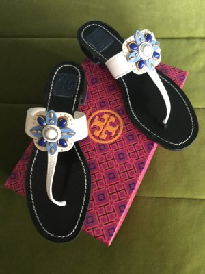 Tory Burch Zehensandalen - classic for sunny days and getaways