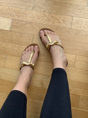 Tory Burch Strapped High-Heeled Sandals multicolored