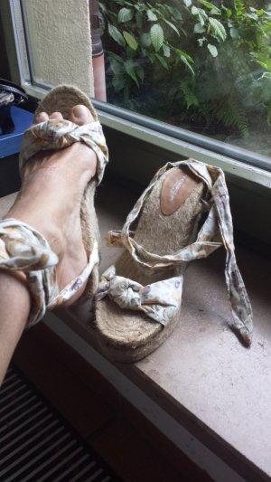 Tosca blu Espadrille Sandals multicolored hemp
