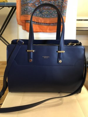 Tosca Blu Handtasche dunkelblau