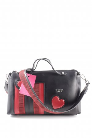 Tosca blu Handbag black-red themed print casual look