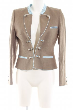 Tostmann Traditional Jacket turquoise-brown casual look