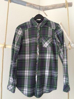 Total gemütlich - Lumberjack-Bluse von TOPSHOP