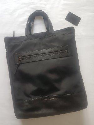 Karl Lagerfeld Bolso de compra negro Nailon