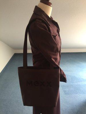 Tote-Bag, Mexx, Brombeere