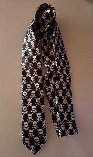 Totenkopf Krawatte