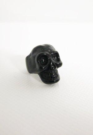 Totenkopf Skull Statement Ring