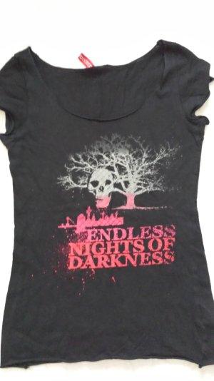 Totenkopf T-Shirt H&M