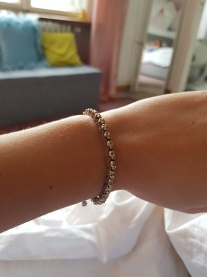 Bracelet mauve-dark yellow