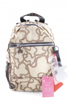 Tous Schoolrugzak camouflageprint casual uitstraling