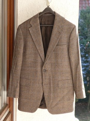 TOYNER Tailormade Luxus Tweed Sakko Gr 48 / 50