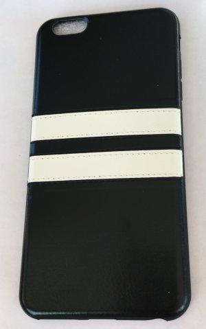 TPU Case *Apple iPhone 6 Plus* Schwarz Weiß