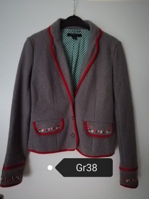 Traditional Jacket grey