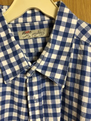 Lumberjack Shirt blue-red