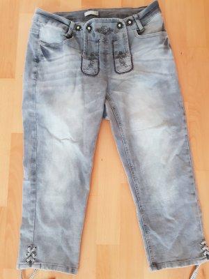 Trachten Kniebund Jeans Gr.40