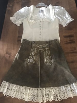 Almsach Traditional Skirt multicolored