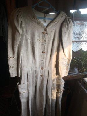 Trachten Leinen Kleid von Pfister Austria