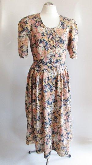 Maxi-jurk veelkleurig Katoen