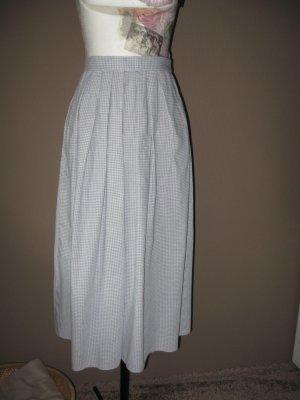 Traditional Skirt blue-natural white