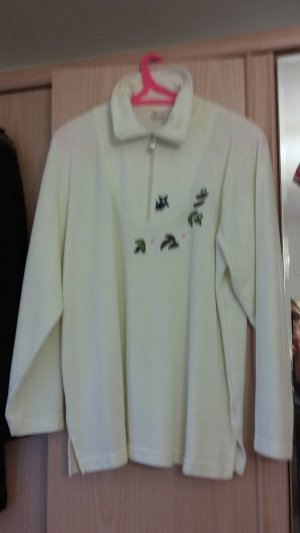 Traditional Jumper white cotton