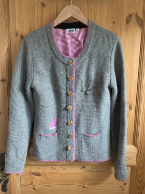 Country Line Traditional Jacket grey-pink