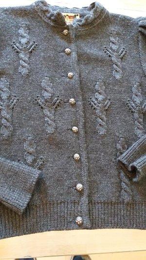 Giacca tradizionale grigio