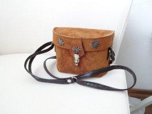 trachten Tasche echtleder handarbeit einzelstück